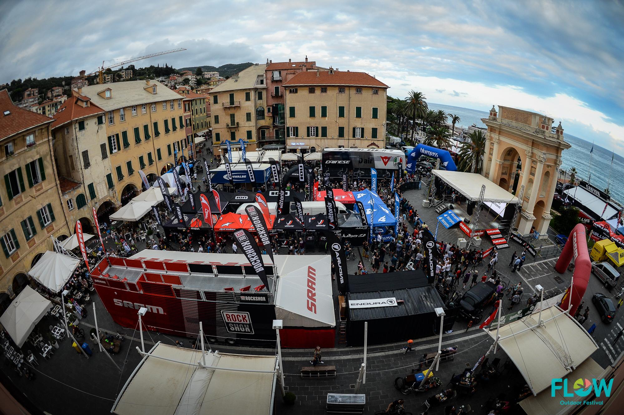 Grandi conferme per la quarta edizione del FLOW Outdoor Festival di Finale Ligure